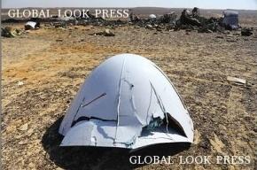 СМИ: американский спутник нашел тепловую вспышку при падении А321 в Египте