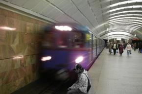 Защитные двери от самоубийц испытывают на станции «Приморская»