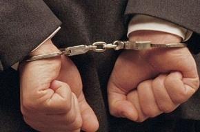 Замглавы администрации Выборгского района задержала полиция