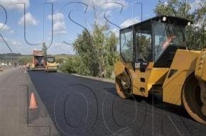 Программа по уменьшению числа разбитых дорог в Петербурге будет провалена к ЧМ2018