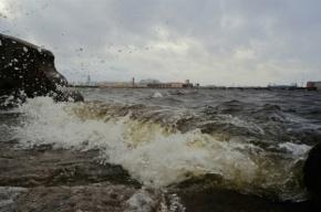 Створки дамбы частично закрыли из-за резкого повышения уровня воды