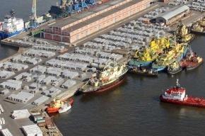 Докеры Морского порта прекратили «итальянскую забастовку» после вмешательства Смольного