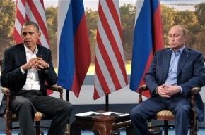 Путин начал переговоры с Бараком Обамой на саммите ООН в Париже