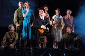 30 ноября в 16-00 в театре «Балтийский дом» состоится концерт, посвященный 70-ти летию победы