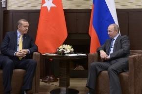 СМИ: Москва отменила российско-турецкий саммит в Петербурге