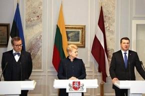 Страны Балтии отказались участвовать в одной коалиции с Россией