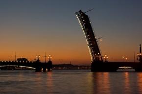 Мосты в Санкт-Петербурге перестанут разводить с 30 ноября