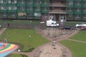 Молодая девушка разбилась насмерть, упав с 10 этажа