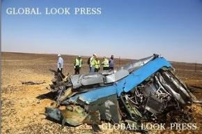 МАК назвал причину крушения самолета в Египте