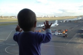 «Главный пассажир» Дарина: самой юной пассажирке самолета А321 было 10 месяцев