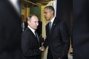 Обама на встрече с Путиным выразил сожаление по поводу сбитого бомбардировщика