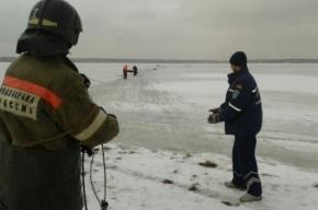 Шесть человек провалились под лед в Челябинской области