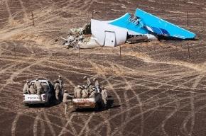 Причиной смерти пассажиров рухнувшего в Египте самолета вероятнее всего была перегрузка