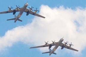 Британские истребители вылетели на перехват российских бомбардировщиков над Атлантикой
