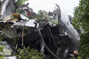Российский самолет, рухнувший в Южном Судане, упал на жилые постройки