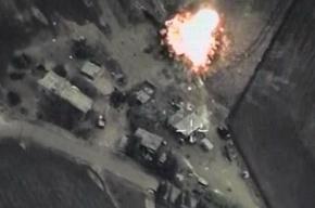 Франция нанесла первые удары по «ИГ» после терактов в Париже