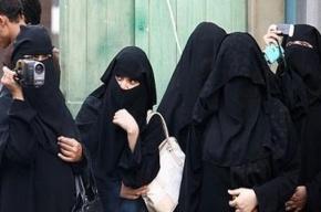 Женщину в хиджабе с большой сумкой просил проверить на автовокзале в Тихвине один из жителей