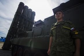 Зенитно-ракетный комплекс С-400 перебросят в Сирию после инцидента с российским самолетом