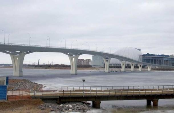 Проект платного моста в створе Яхтенной утвердили