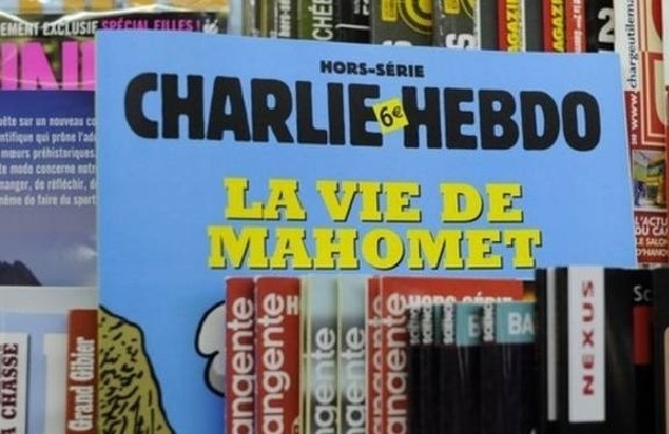 Журналист Charlie Hebdo прокомментировал карикатуры на А 321