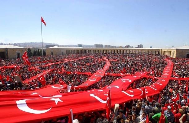 Премьер Турции: Россия наш друг и сосед