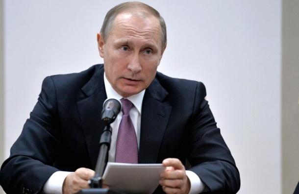 Путин ввел экономические санкции против Турции