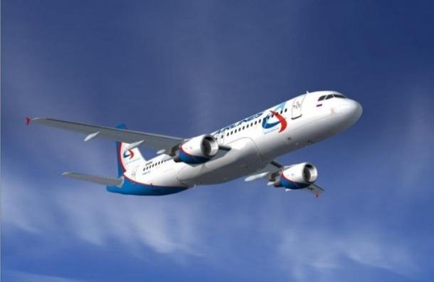 Полеты над Синаем прекратили «Уральские авиалинии»