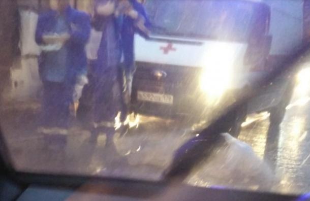 Пенсионера сбили насмерть на улице Комсомола