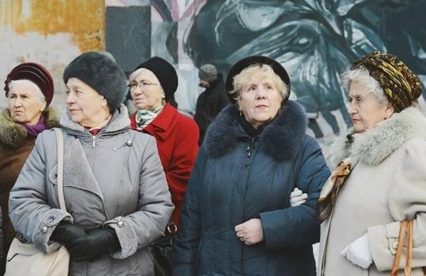 Пожилых людей Петербурга научили различать граффити и стрит-арт