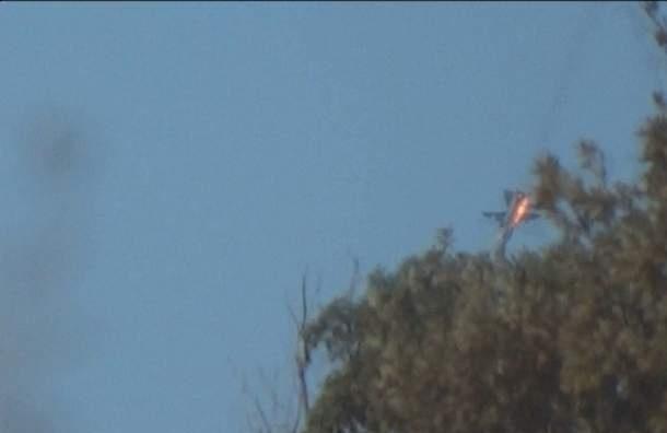 Генштаб сообщает о гибели одного из пилотов Су-24