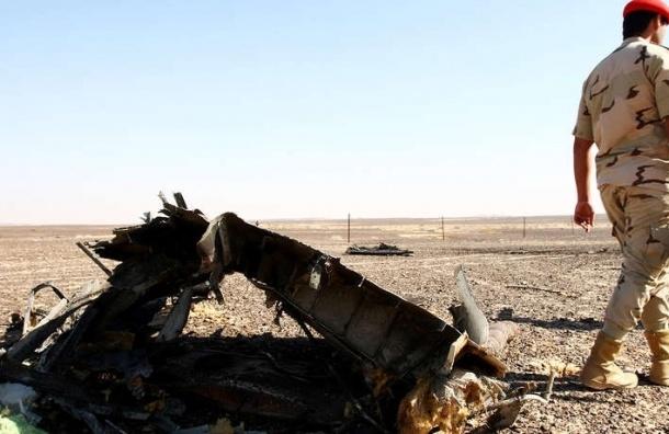 Самолет А321, который упал в Египте, был технически исправен