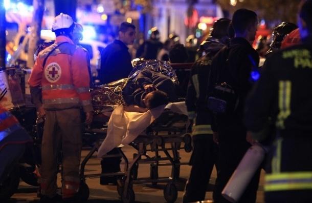 Теракт в Париже стал самым крупным в истории Франции