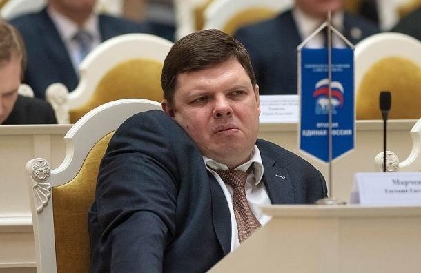 Полмиллиона рублей из бюджета Парнаса ушло на таблички с фамилией депутата Марченко
