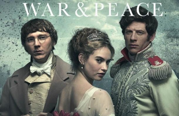 Версию «Войны и мира» от BBC раскритиковали за инцест и эротические сцены
