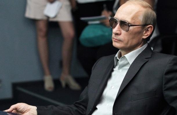 Путин попал в тройку наиболее влиятельных политиков 2015 года