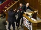 Арсений Яценюк - мистер-невозмутимость: Фоторепортаж