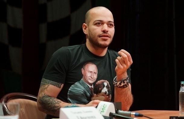 Всемирно известного дрессировщика «Принца Египта» задержало петербургское УФМС
