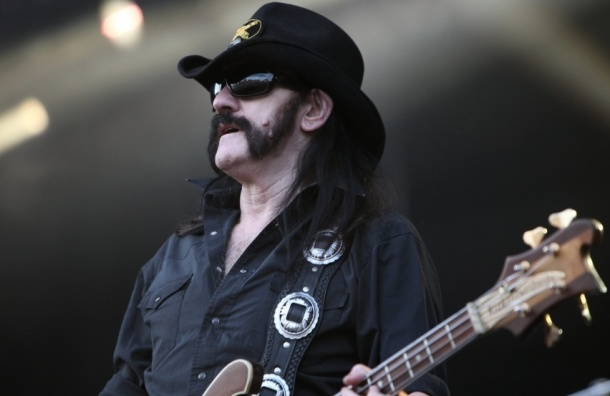 Лидер Motörhead - Лемми Килмистер скончался в 70 лет от рака