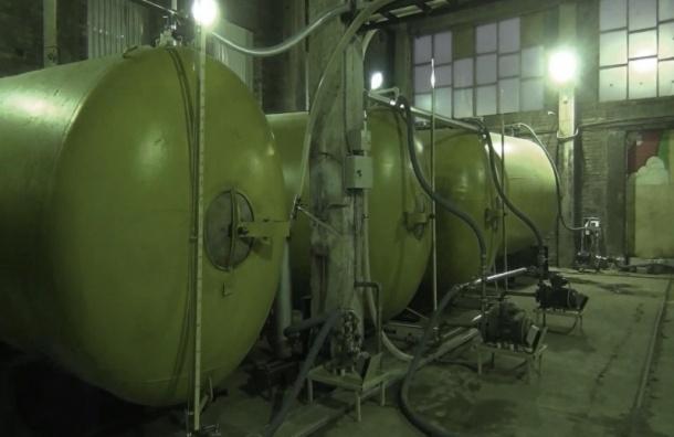 Контрафактной водки на 10 млн рублей изъяли из мини-завода на Московском шоссе