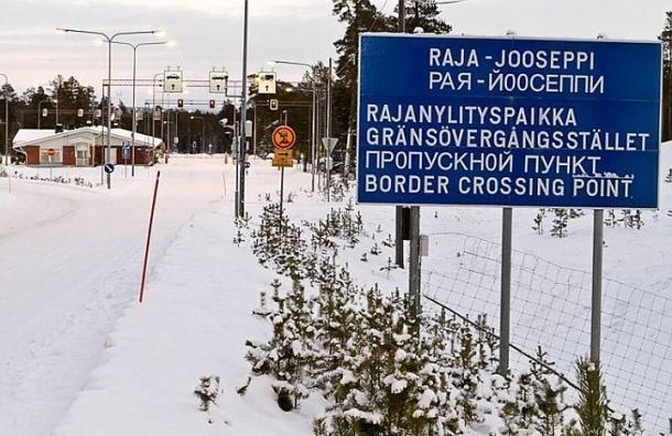 Финляндия запретила проезд на велосипеде из России в Лапландию