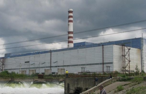 Ленинградская АЭС остановила второй энергоблок из-за прорыва трубы