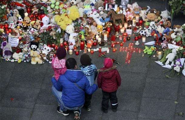 Памятник жертвам катастроф и терактов могут установить в Петербурге