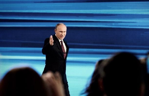 Путина не выберет в президенты после 2018 года пятая часть россиян