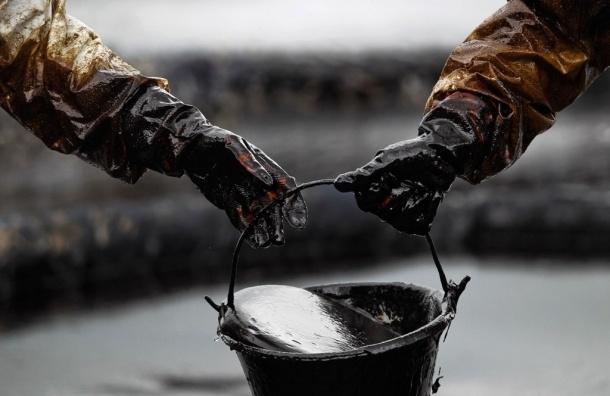 Цены на нефть опустились до уровня июля 2004 года