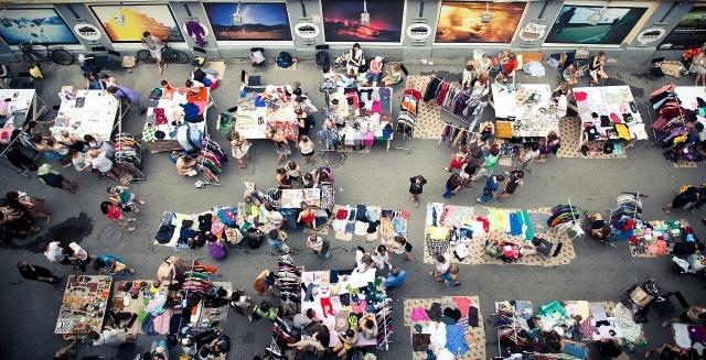Креативный рейтинг «МегаФона»: где в Петербурге качают больше всего?: Фото
