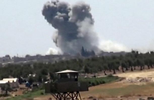 Великобритания начала бомбить позиции ИГ в Сирии