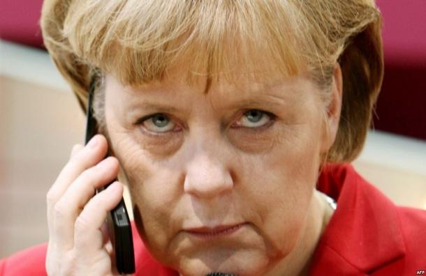 «Человеком года» по версии журнала Time стала Ангела Меркель