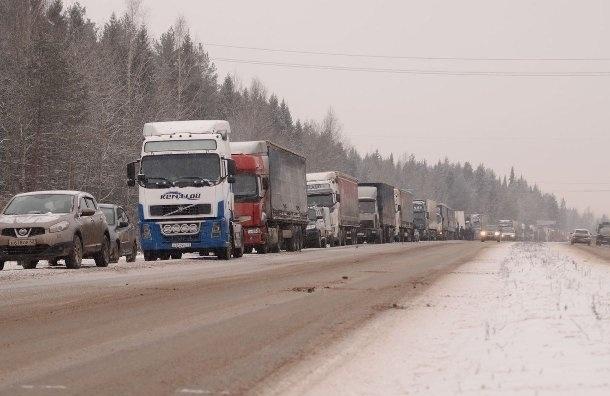 Руководителя акции протеста дальнобойщиков Миасса оштрафовали на 20 тысяч рублей