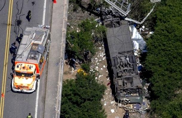 Путин соболезнует родственникам более 40 человек погибших в автокатастрофе в Аргентине