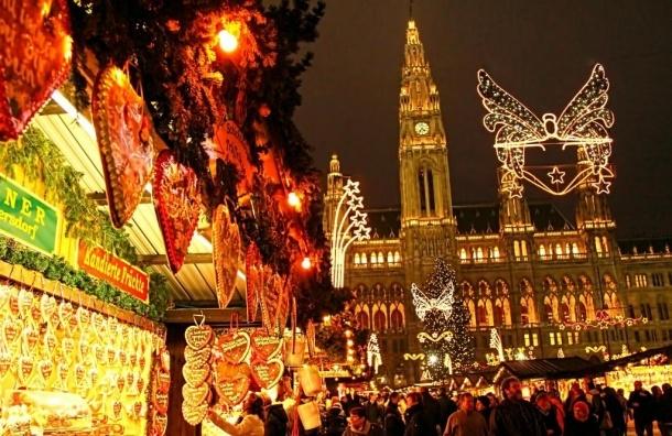 Новогодние гулянья в Австрии могут отменить из-за угрозы терактов